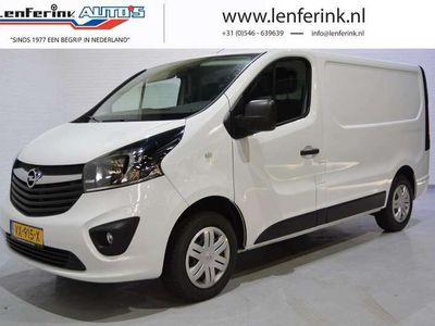 tweedehands Opel Vivaro 1.6 CDTi Achterklep, Cruise Control, PDC, Bumpers In Kleur