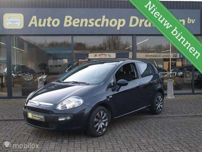 tweedehands Fiat Punto Evo 1.2 65pk Airco Bluetooth El.pakket