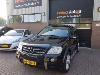tweedehands Mercedes ML320 CDI AMG pakket, Achteruitrijcamera, Navi
