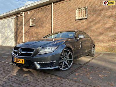 tweedehands Mercedes CLS63 AMG AMG | Automaat | Comand navigatie | Distronic | Ledere