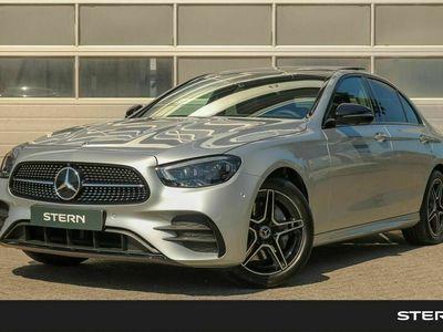 tweedehands Mercedes E200 E-KlasseLimousine Automaat Business Solution AMG | Nightpakket | Premium Pakket | Panoramadak | Sfeerverlichting