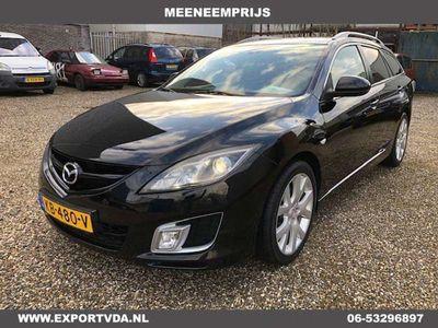 tweedehands Mazda 6 Sportbreak KM stand onlogisch 2.5 S-VT GT-M