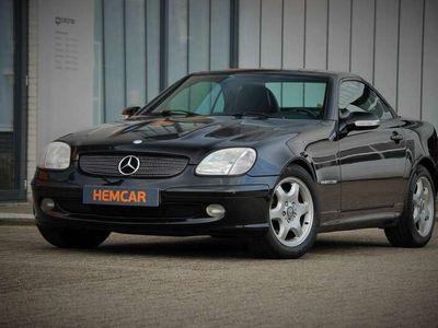 tweedehands Mercedes SLK200 K.