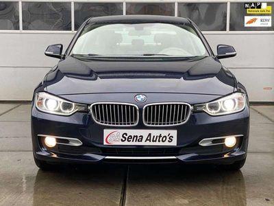 tweedehands BMW 320 3 Serie d EfficientDynamics /NAVI/LEER/Bi XENON/SPORT AUT./NETTE STAAT..
