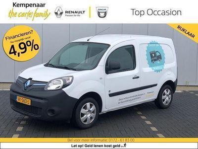 tweedehands Renault Kangoo EXPRESS Z.E.accuhuur