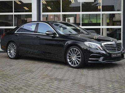 tweedehands Mercedes S500 4Matic V8 * 455PK AMG Lang Prestige Plus *VOL*
