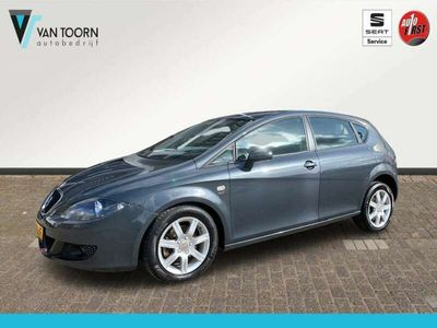 tweedehands Seat Leon 2.0 TDI 140 pk Businessline APK tot 17-02-2022,