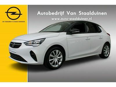tweedehands Opel Corsa 1.2 Edition 100pk| Navigatie| Stoel verwarming| Stuur verwarming| Cruise Controle| Airco