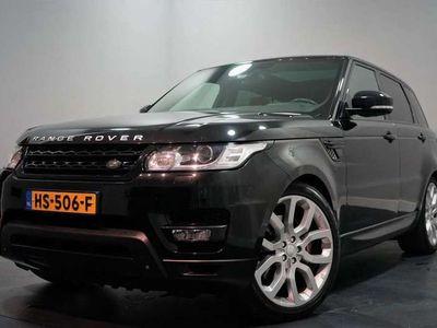 tweedehands Land Rover Range Rover Sport 4.4 SDV8 Autobiography Dynamic 340PK | Panoramadak