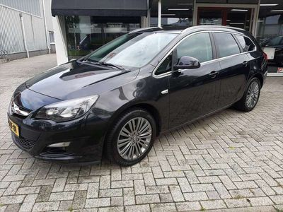 tweedehands Opel Astra Sports Tourer 1.4 Turbo Business + LPG G3 | 6 bak