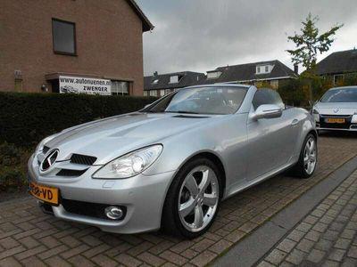 tweedehands Mercedes SLK280 V6 AUT. AIRSCARF|NAVIGATIE|XENON|STOELVERWARMING|P