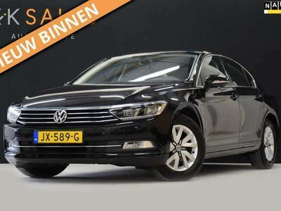 tweedehands VW Passat 1.4 TSI Connected Series [6-BAK, VOL LEDER, PDC, B