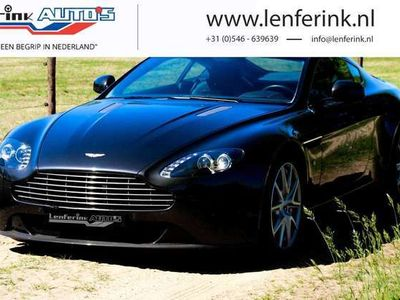 tweedehands Aston Martin V8 Vantage S 4.7Sportshift 437pk Cruise, Navigatie Full Map, Xenon, Carbon Pack