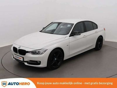tweedehands BMW 320 320 i Sport Line 185PK XJ23986 | Navi | Bi-Xenon |