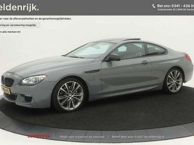 tweedehands BMW 640 6-SERIE i M-Sport | Panoramadak | B&O | Nappa-leder | Memory | HUD | Soft-Close | Surround View | M-pakket | Volleder | Dynamic Drive