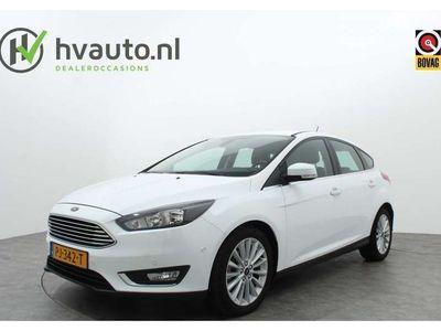 tweedehands Ford Focus 1.0 ECOBOOST 125PK TITANIUM | nieuwstaat!