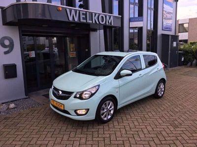 tweedehands Opel Karl 1.0 Airco, Cruisecntrl, PDC, LM-velgen, Schuifdak