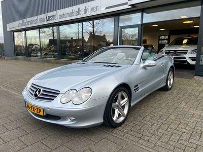 tweedehands Mercedes SL500 | Vol Leer | Full Option |