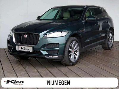 tweedehands Jaguar F-Pace 2.0 Portfolio AWD | t/m 02-2022 onderhoud en fabri