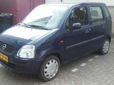 tweedehands Opel Agila 1.2-16V Comfort