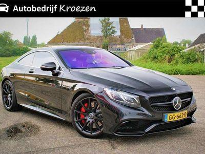 tweedehands Mercedes S63 AMG AMG Coupé 4Matic * Night Vison * 360 Camera * Volledig