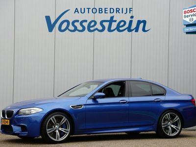 tweedehands BMW M5 5-serie/ Head-Up / Stoelverw. & Koeling / 20inch / Privacy glas / 83dkm! / Monte Carlo Blue