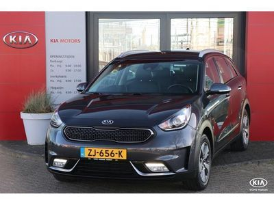 tweedehands Kia Niro 1.6 GDi Hybrid DynamicLine I Lane assist I Navi I