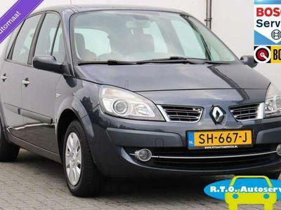 tweedehands Renault Scénic 1.6-16V Business Line AUTOMAAT 66.000 KM