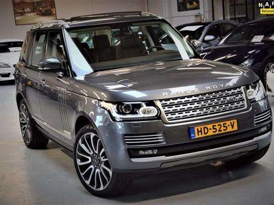 tweedehands Land Rover Range Rover Vogue 4.4 SDV8 *Autobiography*Panoramadak|Massage|