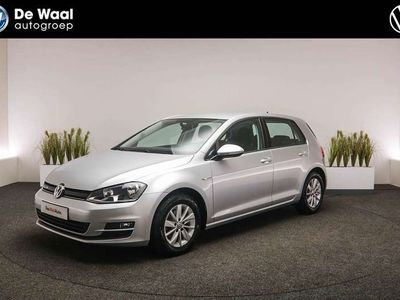 tweedehands VW Golf 1.0 TSI Edition Navigatie, Cruise Control, Airco
