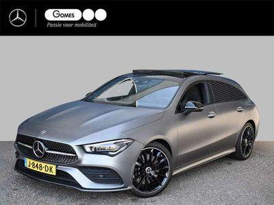 tweedehands Mercedes CLA250 Shooting Brake 4MATIC Premium Plus AMG   Nightpakk