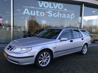 tweedehands Saab 9-5 Estate 2.0t Hirsch 210 pk | Rijklaar | Sportstoele
