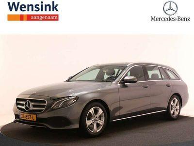 tweedehands Mercedes E200 Estate Premium