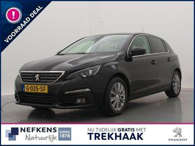 tweedehands Peugeot 308 1.2 130pk Allure | Navigatie | Parkeersensoren | 16' lm velgen | Climate control |