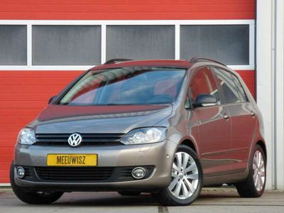 tweedehands VW Golf Plus 1.2 TSI Match/ lage km/ compleet!