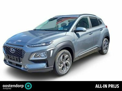 tweedehands Hyundai Kona 1.6 GDI HEV Fashion AUTOMAAT