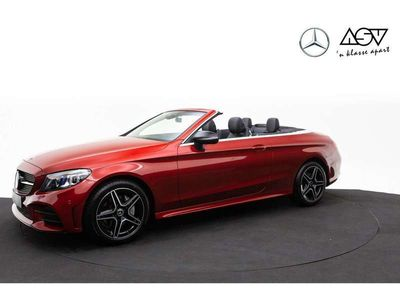 tweedehands Mercedes 200 C-Klasse CabrioAMG-Line Premium Rijassistentie pakket,..