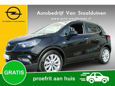 tweedehands Opel Mokka X 1.4 Turbo Innovation Navigatie| Automaat| AGR Stoelen| 18 inch velgen| Nederlandse Auto