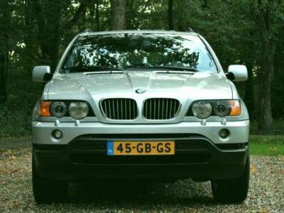 tweedehands BMW X5 4.4i Executive