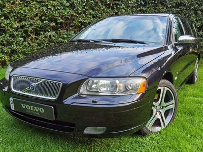 tweedehands Volvo V70 2.5T AWD Geartronic Move 209 pk 2006 youngtimer