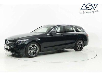 tweedehands Mercedes 200 C-Klasse EstateBusiness Solution AMG Anti-diefstal pakket,..