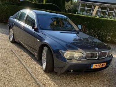 tweedehands BMW 745 i Executive Vol Topties NAP