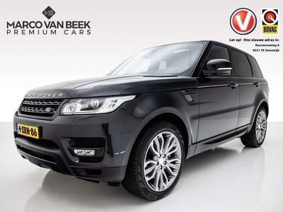 tweedehands Land Rover Range Rover Sport 3.0 SDV6 HSE Dynamic Nw. Prijs € 112.777 Bi-Xenon Pano Climate