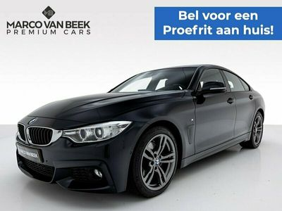 tweedehands BMW 428 4-SERIE Gran Coupé i Executive M-Sport Nw. Prijs € 61.916 Navi Prof. Harman-Kardon