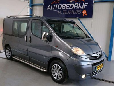 tweedehands Opel Vivaro 2.0 CDTI L1H1 EcoFLEX - N.A.P. 2x schuifdeur, Airc
