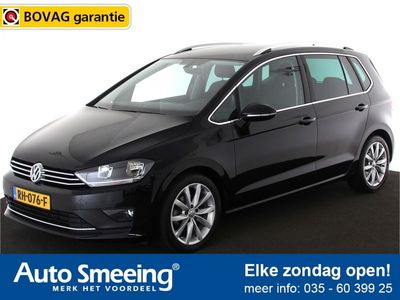 tweedehands VW Golf Sportsvan 1.2 TSI Highline Executive DSG | Camera | Navigatie | Spiegel-pakket | Zondag Open!
