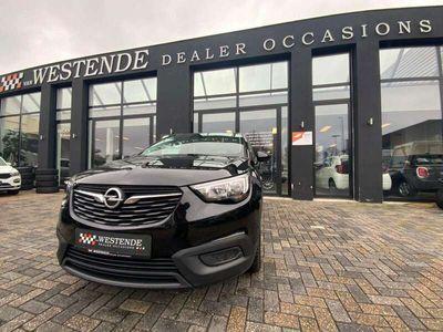 tweedehands Opel Crossland X 1.2 Edition CRUISE APPLE CARPLAY STUUR VERWARMING
