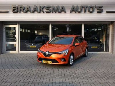 tweedehands Renault Clio R.S. 1.0 TCE 100PK INTENS 5-D CLIMA ' CRUISE ' NAVI '