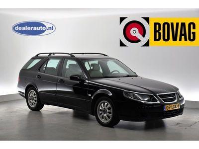 tweedehands Saab 9-5 Estate 2.0t Linear Business LEDER NAVI