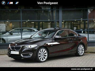 tweedehands BMW 218 218 Coupé i High Executive Luxury Line